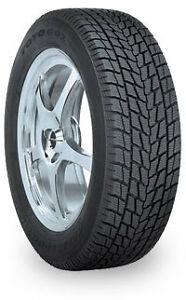 215/60/16 set 4 winter tires Toyo-Observer G-02 plus