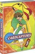 Cardcaptors DVD