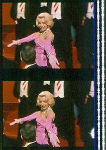 "FS: 1953 Marilyn Monroe ""Gentlemen Prefer Blondes"" 35mm Film Cel London Ontario image 6"