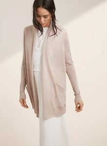 ARITZIA - Babaton Cream Cardigan Sweater (XXS)