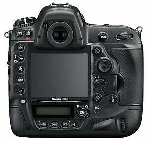 Nikon D4s Body Mint Condition