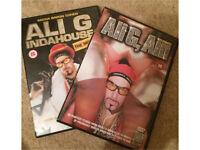 Ali G DVD's