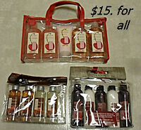 NEW three gift packs for $15.