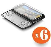 Sony Ericsson Xperia Play Screen Protector