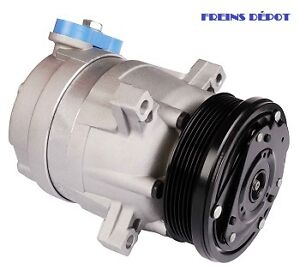 COMPRESSEUR,RADIATEUR,POWER STEERING PUMP,OIL PAN,