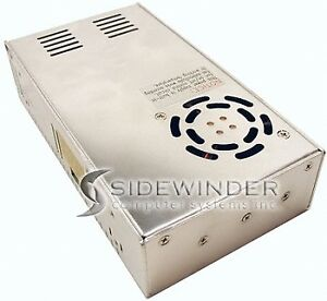 Industrial Power Supply Model S320-12 12v DC Meanwell