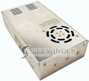 S320-12 12v DC Meanwell Industrial Power Supply Model