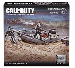Mega Bloks Mega Construx Call of Duty sets