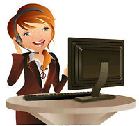 Onsite or Virtual Assistant Solutions