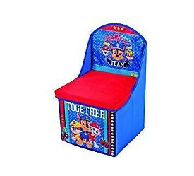 Paw patrol storage chair