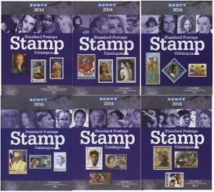 Catalogues de timbres SCOTT 2014 /Stamp catalogue SCOTT 2014