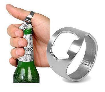 Bottle Opener Ring Ebay