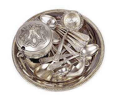 How to Buy Antique Solid Silver Cutlery for Children
