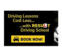 Manual and Automatic driving lessons driving school