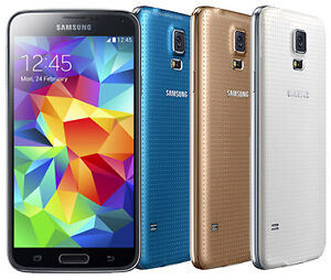Samsung Galaxy S5 Verizon Model Unlocked Smartphone With Warranty *Super Sale*