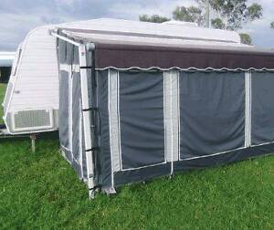 16ft Rollout Awning PLUS Annex Room (wall kit) - Fitted Hatton Vale Lockyer Valley Preview