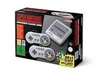 Nintendo SNES Mini - MINT CONDITION
