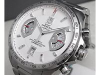 Tag Heuer Grand Carrera RS Automatic Calibre 17 Just Serviced 12 month warranty