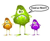 How would increasing fibre benefit your health?