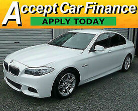 BMW 520 2.0TD auto M Sport FINANCE OFFER FROM £114 PER WEEK!