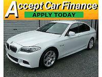 BMW 520 2.0TD auto M Sport FINANCE OFFER FROM £114 PER WEEK!