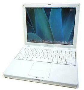ibook g4 apple laptops powerbook g3 ebay. Black Bedroom Furniture Sets. Home Design Ideas