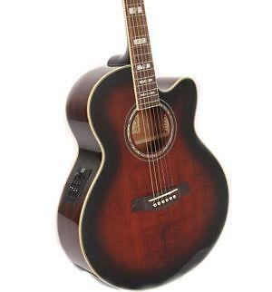 ibanez acoustic electric guitar ebay. Black Bedroom Furniture Sets. Home Design Ideas