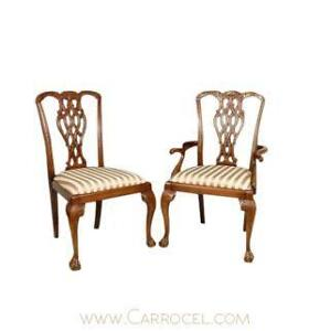chippendale dining chairs. Antique Chippendale Chairs Dining A