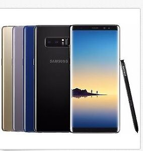 Available Samsung Galaxy Note 8 SM-N950F/DS 64GB