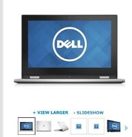 "AMAZING DEAL Dell touchscreen 2 in 1 11.6"" LIKE NEW"