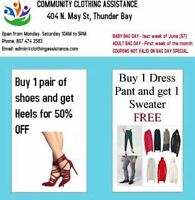 Special offers at CCA !!