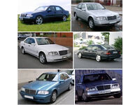 Mercedes c class w202 saloon 93-00 breaking parts spares breakers