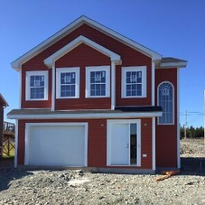 Brand New Raised Bungalow With Attached Garage. Westgate. St. John's Newfoundland image 1