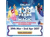 Disney On Ice: 100 Years of Magic Tickets - SSE Arena Wembley, London