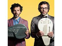 4 x Flight of the Conchords tickets. Tues 27th March 2018. Leeds Arena