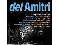 Del Amitri Concert tickets x 2 - 26th July 2018 London Apollo Hammersmith Value £140!