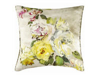 cushion covers various designs silk cotton etc from £8 a pair