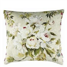 cushion covers cotton silk mix no pads £3.99 each