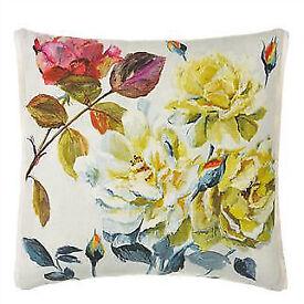 cushion covers various designs silk cotton £8 a pair new designs
