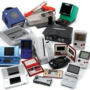 We Pay Cash for Your Old Video Games and Consoles
