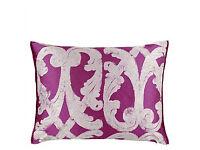 various designer cushion covers silk cotton 3d cover beautiful designs etc £8 a pair