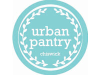 Urban Pantry is Looking for a Lovely Assistant Manager/Head Barista