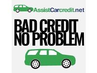 Nissan Note - Assist Car Credit