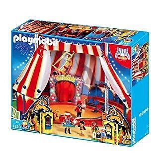 Playmobil Circus Tent