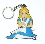 Alice in Wonderland Keyring