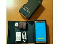 Samsung s7 edge gold platinum