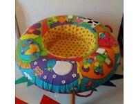 GALT Playnest Inflatable Play Farm Ring. Baby Toy Nest/Gym