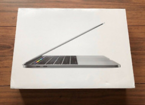 Selling 2018 13inch Macbook Pro with touch bar!