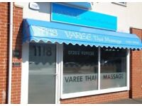 Varee Authentic Thai Massage BH7 6DT