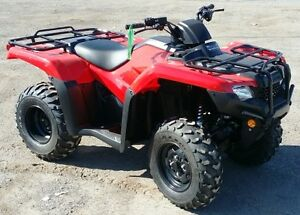 HONDA / CAN AM RENTAL ATVS & UTVS BY THE DAY WEEK MONTH.